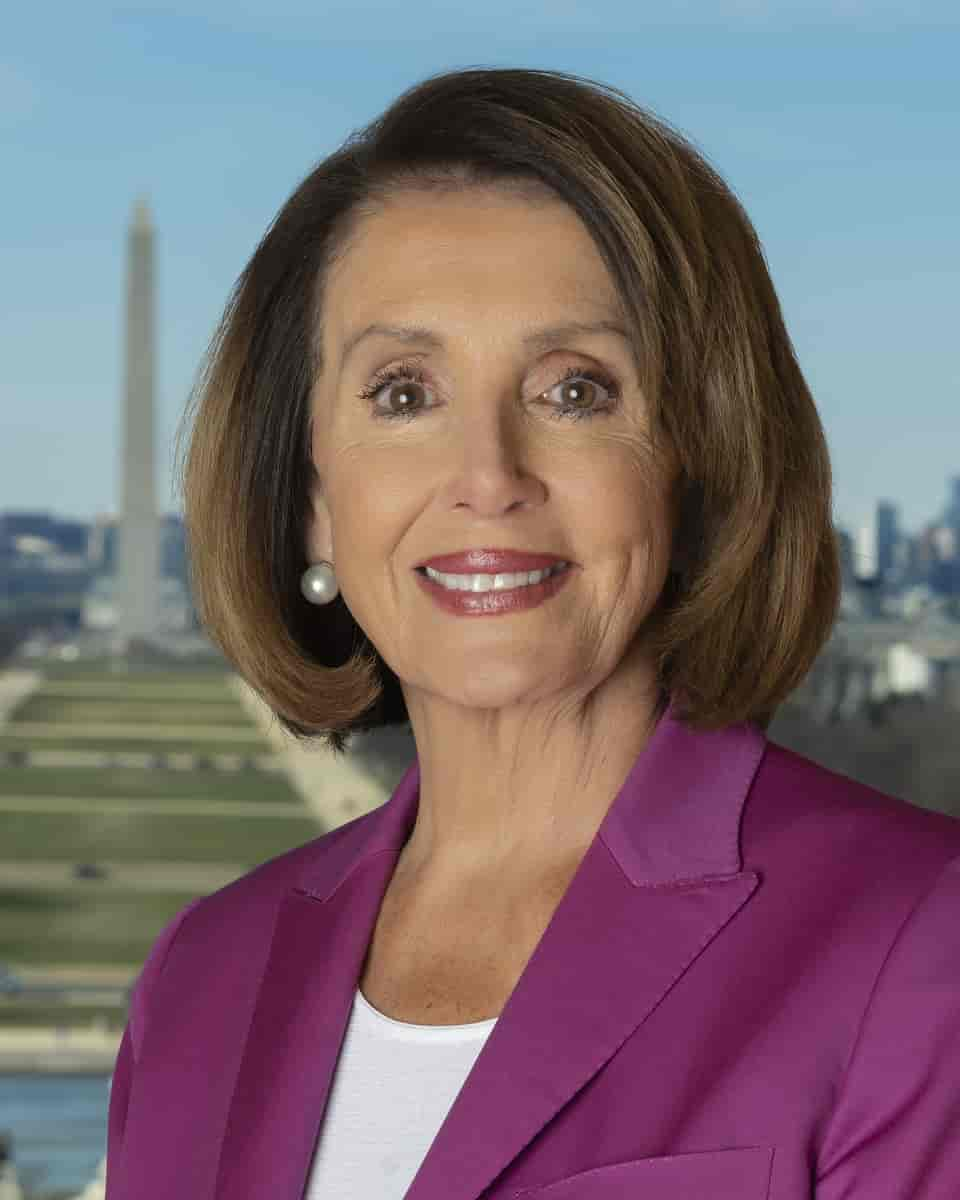 Poet Nancy Pelosi