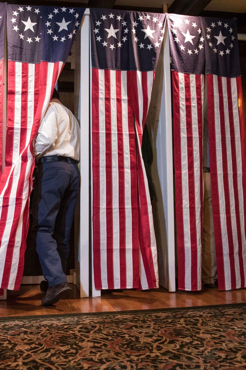 Standard præsidentvalg i usa 2016