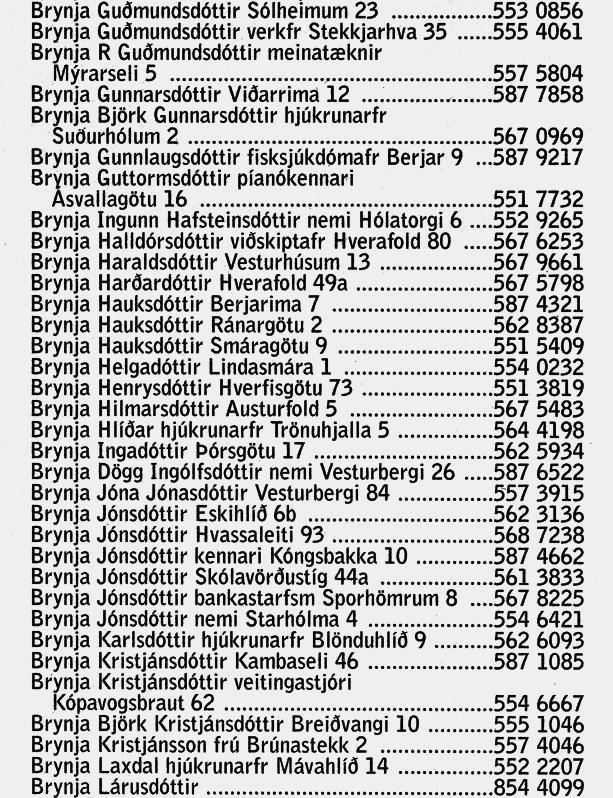 Danske Drengenavne